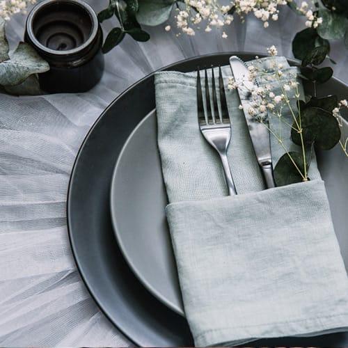 Lekcja pokazowa – dobre maniery przy stole